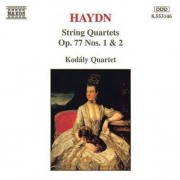 J. Haydn - String Quartets Op.77 1-2 (0730099414623) (1 CD)