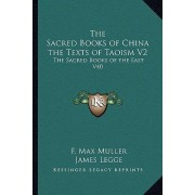 The Sacred Books of China the Texts of Taoism V2 by F Max Muller
