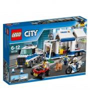 Giocattolo lego city centro di comando mobile 60139