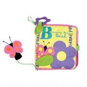 "Manhattan Toy, Libro per bebè ""Blooming Garden"" [Lingua Inglese]"