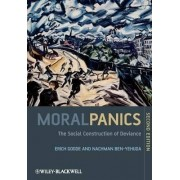 Moral Panics by Erich Goode