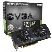 EVGA 04G-P4-2978-KR NVIDIA GeForce GTX 970 4GB scheda video