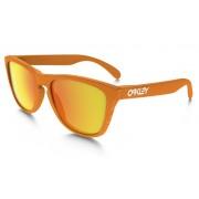 Oakley Frogskin - FingerprintAtomicOrangew/FireIr - Brillen