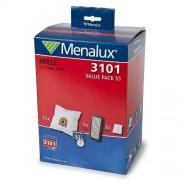 Menalux 2043448 Sac pour Aspirateur Duraflow 3101VPS5