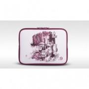 Be.ez - LA robe I lov' PARIS sleeve for MacBook Air 11 - Sweet Kiss