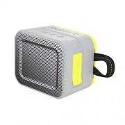 Skullcandy Barricade S7PCW-J583 Wireless Portable Speaker (Gray/Hot Lime)