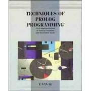 Techniques of PROLOG Programming by T.Van Le