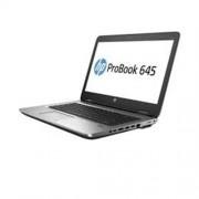 """HP ProBook 645 G2 A10-8700B 14"""" HD CAM, 4GB, 500GB, DVDRW, ac, BT, FpR, backlit keyb, W7p64"""
