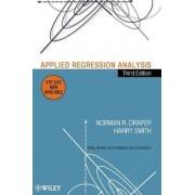 Applied Regression Analysis by N.R. Draper