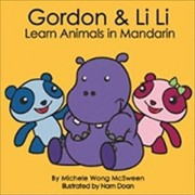 Learn Animals in Mandarin by Michele McSween