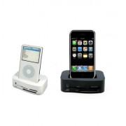 iDuo док станция с четец за карти за iPhone и iPod
