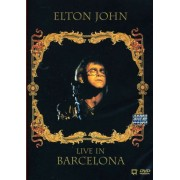 Elton John - Live in Barcelona (0745099068028) (1 DVD)