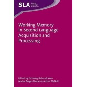 Working Memory in Second Language Acquisition and Processing by Zhisheng (Edward) Wen