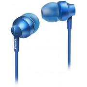 Casti Stereo Philips SHE3850BL (Albastru)