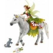 Figurina Schleich Marween In Festive Clothes Riding