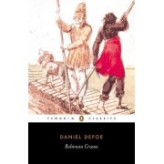Robinson Crusoe by Daniel Defoe
