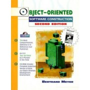 Object-Oriented Software Construction (Book/CD-ROM) by Bertrand Meyer