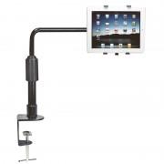 Logic3 Universal Tablet Desk Clamp - мултифункционална поставка със скоба за захващане за iPad и таблети до 10 инча