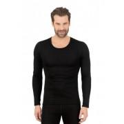 Trigema Herren Langarm Ski/Sport Shirt Größe: XL Material: 100 % Polyester Bioactive Farbe: schwarz