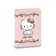 Hello Kitty mintájú pénztárca