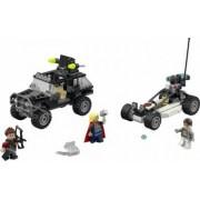 Set Constructie Lego Super Heroes Marvel Confruntarea Dintre Razbunatori Si Hydr