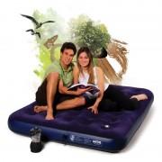 Colchão Multiuso Casal com Inflador Embutido - Mor