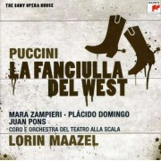 Lorin Maazel - Puccini: La fanciulla del West (0886974466222) (2 CD)