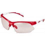 UVEX sportstyle 802 v Glasses red white 2017 Accessoires