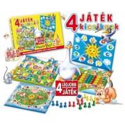 D-Toys 4 játék kicsiknek