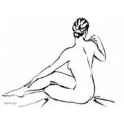 "Eurographics PDE1102 Stampa artistica ""Feelings"" di Paul Desny 30x40 cm"
