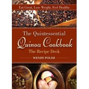 Quintessential Quinoa Cookbook the Recipe Deck by Wendy Polisi