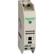 Interfață ieșiri - 17.5 mm - electromecanic - 48 v ca/cc - 1 ni + 1 nd - Interfete si relee-abr/abs - ABR1S618E - Schneider Electric