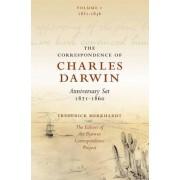 The Correspondence of Charles Darwin 8 Volume Paperback Set by Frederick H. Burkhardt