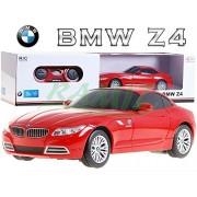 Coche modelo del coche del vehículo, accionado por Control remoto de coches BMW Z4 una y veinticuatro Incluyendo el control remoto - ROJO