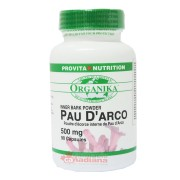 Pau D'arco Organika 500 mg 90 capsule