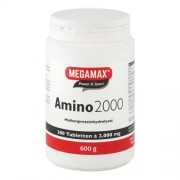 Megamax B.V. AMINO 2000 Megamax Tabletten 300 St