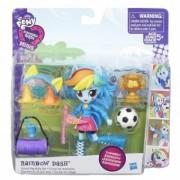 My Little Pony Equestria Girls Minis Rainbow Dash School Pep Rally B8025