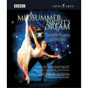 Pacific Northwest Ballet - Mendelssohn: A Midsummer Night's Dream (0809478070030) (1 BLU-RAY)