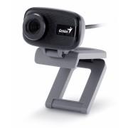"CAMERA WEB GENIUS ""FaceCam 321"", Sensor CMOS 0.3Mp, Video: 640x480 pixels ""32200015100"" (include timbru verde 0.01 lei)"