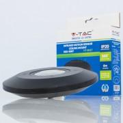 Sensor de Infravermelhos (PIR) teto 360º superfície SLIM b