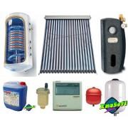 Pachet solar 2-3 persoane boiler 120 l