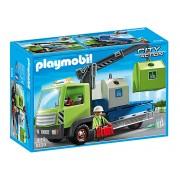 6109 Playmobil Camion De Sortare A Sticlei