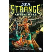 Justice Society Of America Strange Adventures TP by Barry Kitson