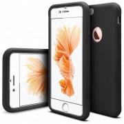 Clubcase Coque Apple iPhone 6/6s Antichoc 360 Ultimate Touch Gel Noir