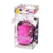 Tangle Teezer Compact Styler Hairbrush Kefa na vlasy pro ženy Kompaktní kartáč na vlasy Odtieň - Baublelicious