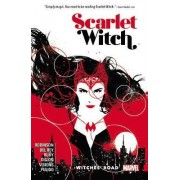 Scarlet Witch Vol. 1: Witches' Road by James Robinson