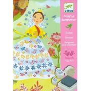 Flower Maidens Stamp Set