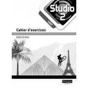 Studio 2 Vert Workbook (11-14 French) by Julie Green