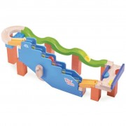 Wonderworld Marble Run Up Stairs Track Wood HOUT192452