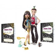 Monster High - Pack Dos Muñecas Cleo y Deuce Gordon de Nile (Mattel)